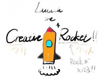 Launch the Creative Rocket!